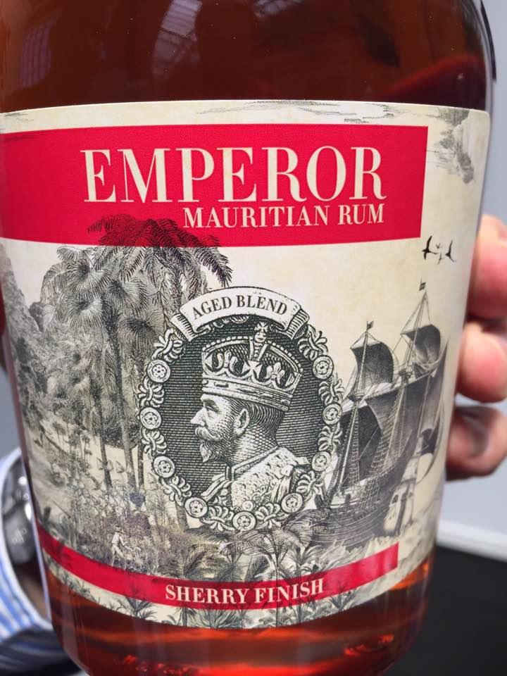 Emperor Sherry Cask Finish – Mauritian Rum
