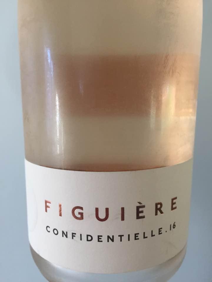 Figuière – Confidentielle.16 – Côtes de Provence La Londe