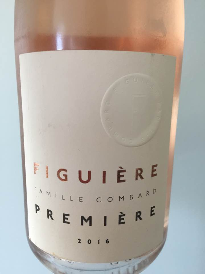 Figuière – Première 2016 – Côtes de Provence