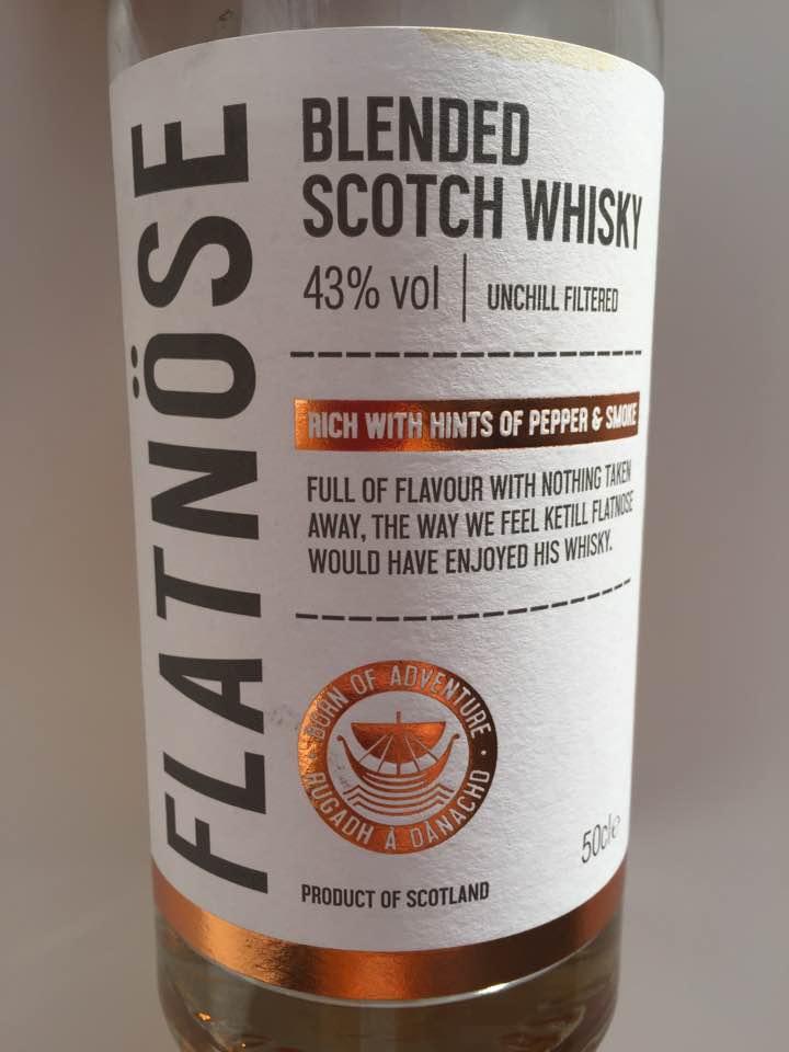 Flatnöse Blended Scotch Whisky – Islay