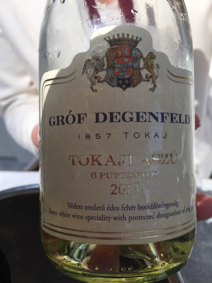 Gróf Degenfeld 2013 – Tokaji Aszu – 6 Puttonyos