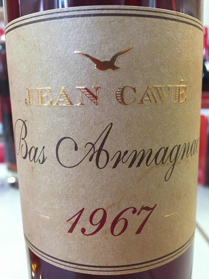 Jean Cavé 1967 – Bas-Armagnac