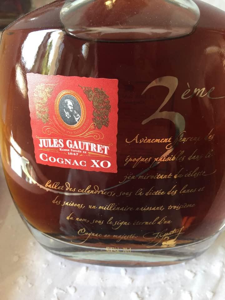 Jules Gautret – XO – Cognac