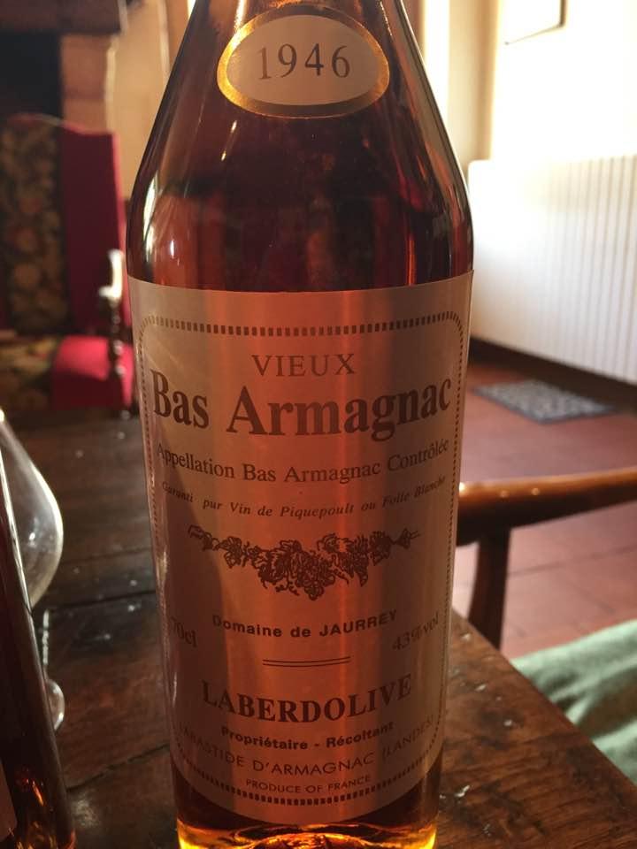 Laberdolive 1946 – Bas-Armagnac