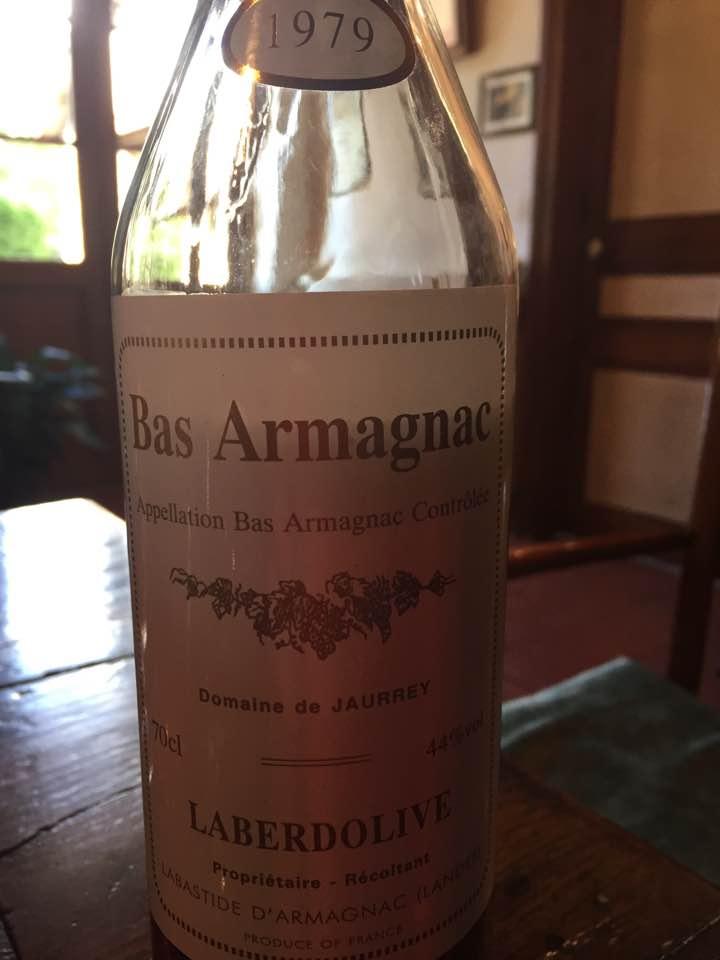 Laberdolive 1979 – Bas-Armagnac
