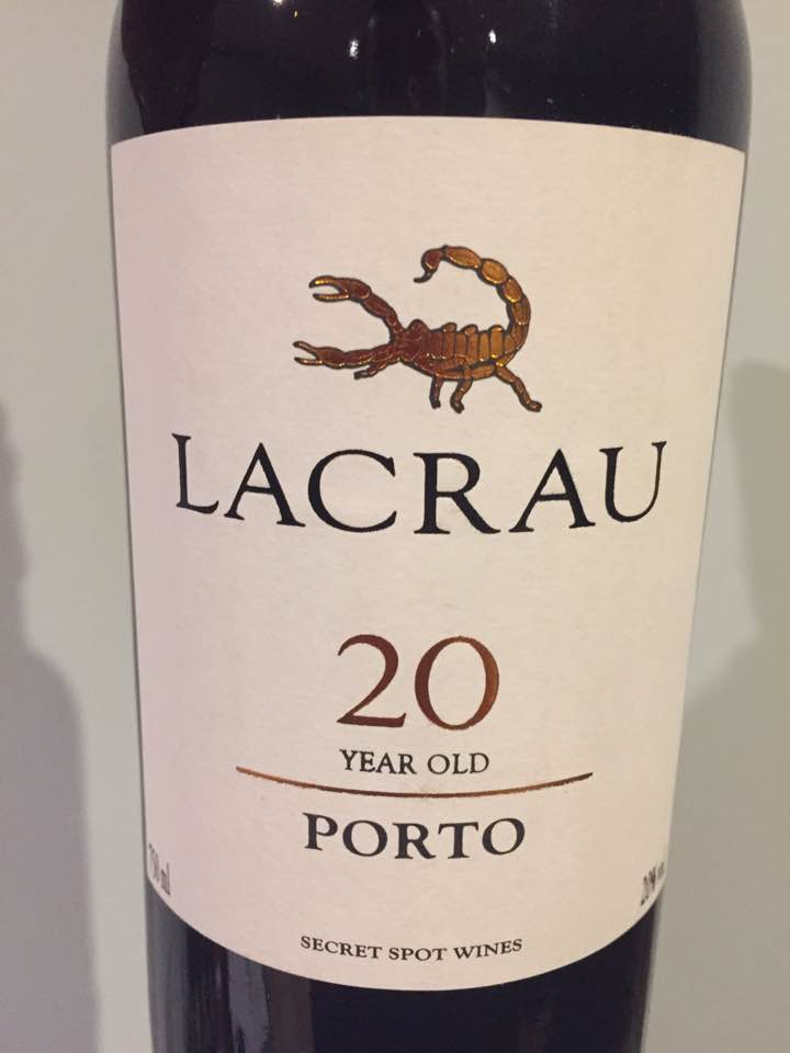 Lacrau – 20 Years Old – Porto