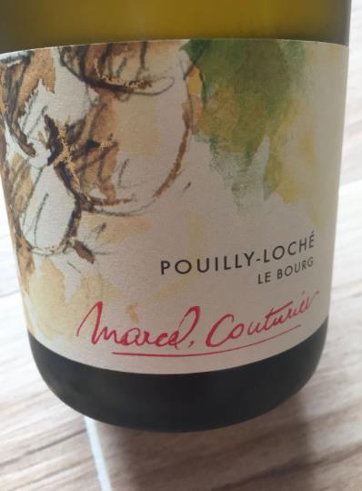 Marcel Couturier – Le Bourg 2015 – Pouilly-Loché