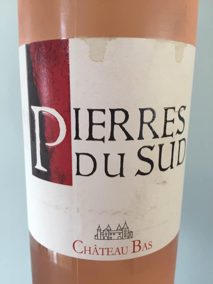 Pierre du Sud 2016 – Château Bas – Coteaux d'Aix En Provence