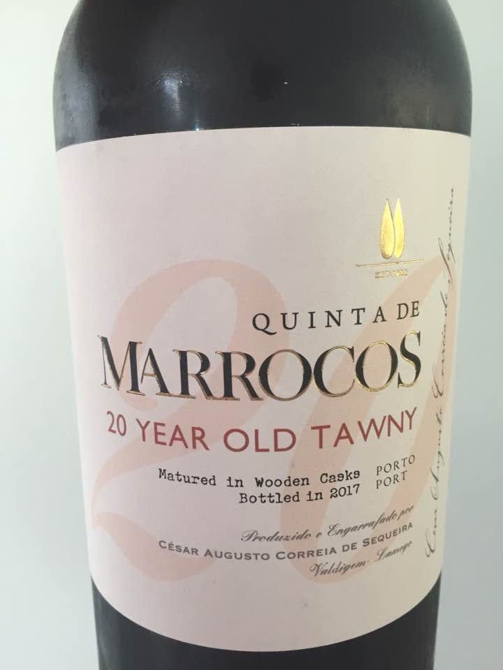Quinta de Marrocos – 20 Years Old Tawny Port