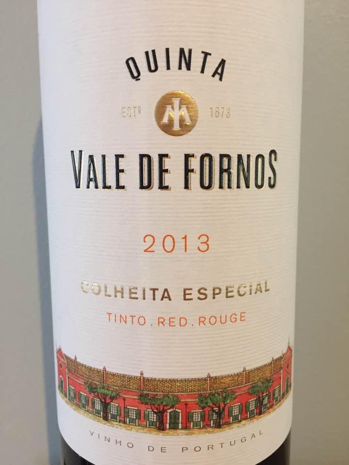 Quinta Vale de Fornos – Colheita Especial 2013 – Tejo