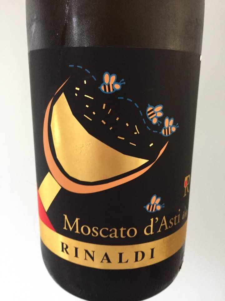 Rinaldi 2016 – Moscato d'Asti