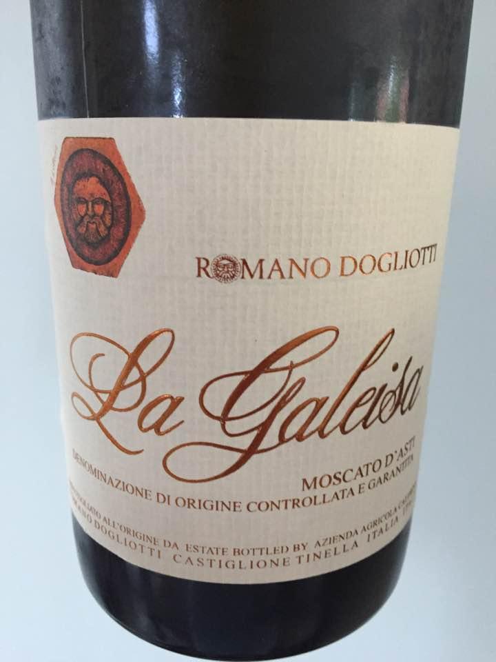 Romano Dogliotti – La Galeisa 2016 – Moscato d'Asti