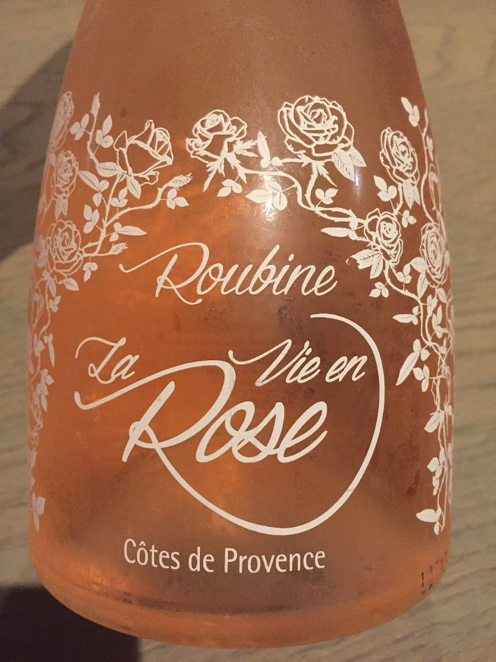 Roubine – La Vie en Rose 2016 – Côtes de Provence