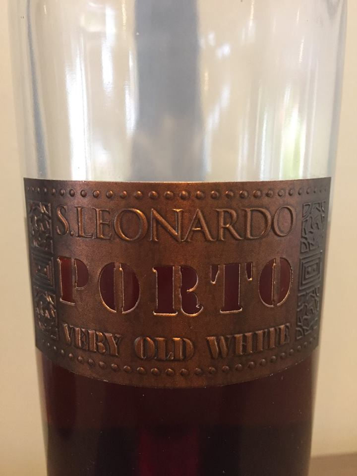 S. Leonardo – Very Old White Porto