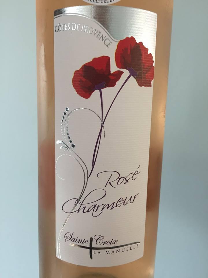 Sainte Croix La Manuelle – Rosé Charmeur 2016 – Côtes de Provence