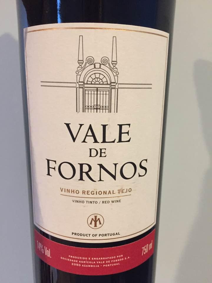 Vale de Fornos – Vinho Tinto 2013 – Tejo