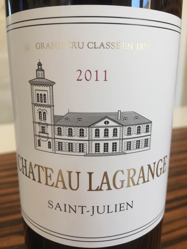 Château Lagrange 2011 – Saint-Julien, 3ème Grand Cru Classé