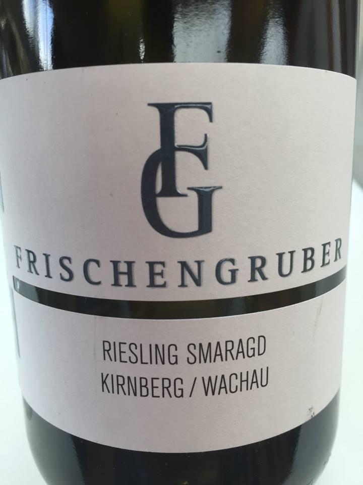 Frischengruber – 2015 Riesling Smaragd Kirnberg – Wachau