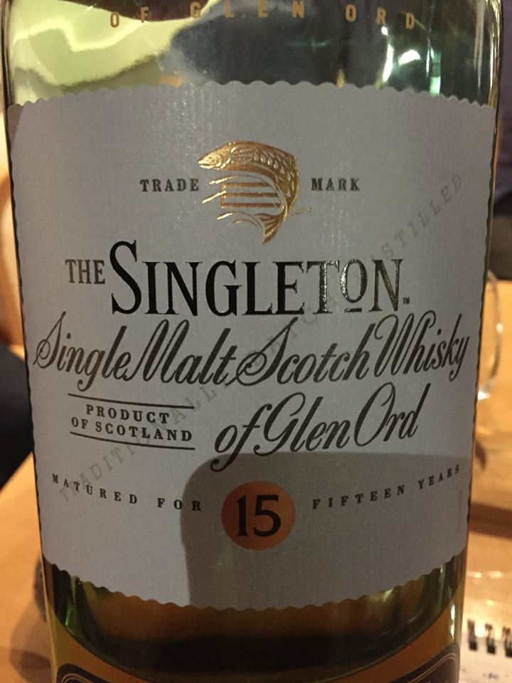 The Singleton – Glen Ord – 15 Years Old – Single Malt – Scotch Whisky