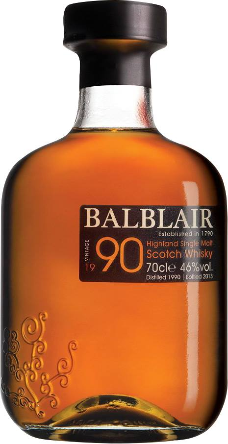 Balblair – Vintage 1990 – Highland, Single Malt – Scotch Whisky