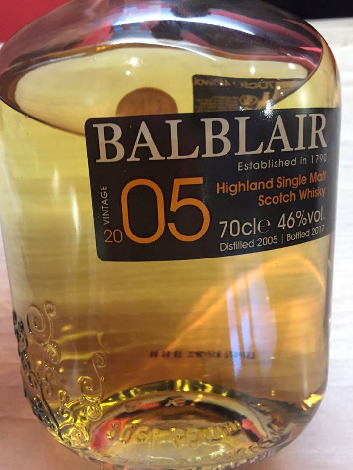 Balblair – Vintage 2005 – Highland, Single Malt – Scotch Whisky