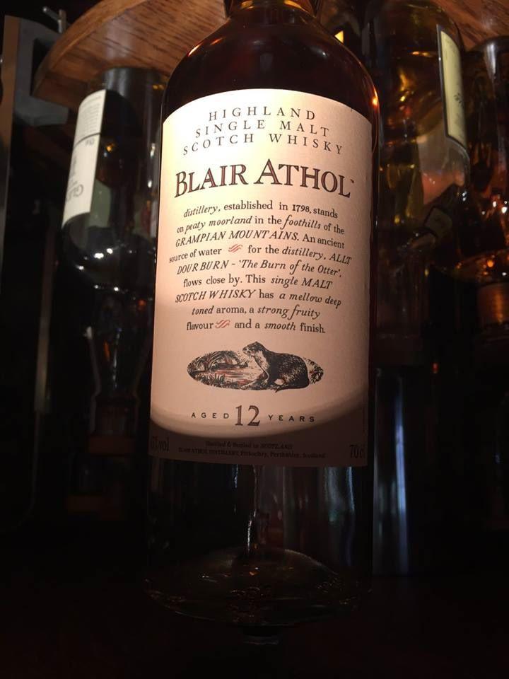 Blair Athol – 12 Years Old– Highland, Single Malt – Scotch Whisky