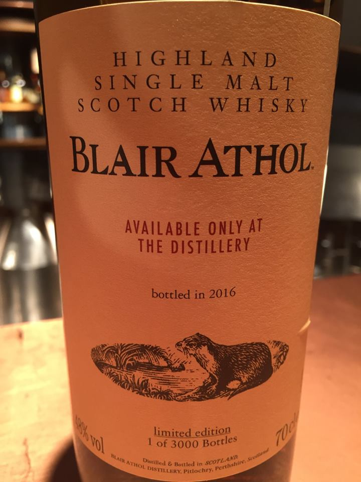 Blair Athol – Limited Edition– Highland, Single Malt – Scotch Whisky