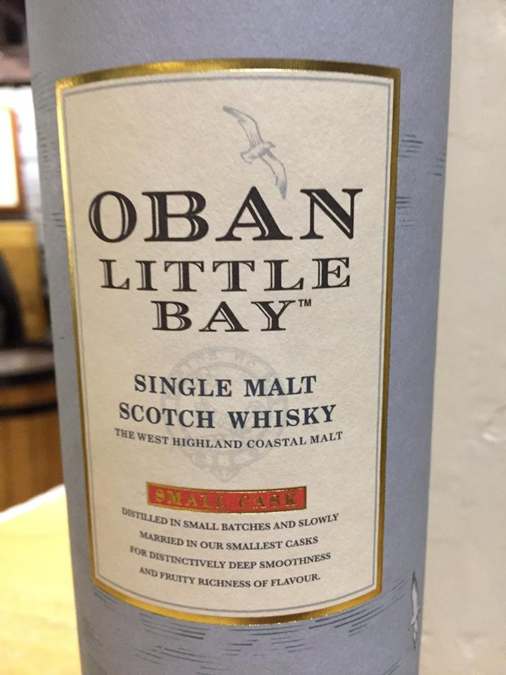 Oban – Little Bay – Small Cask – West Highland, Single Malt – Scotch Whisky