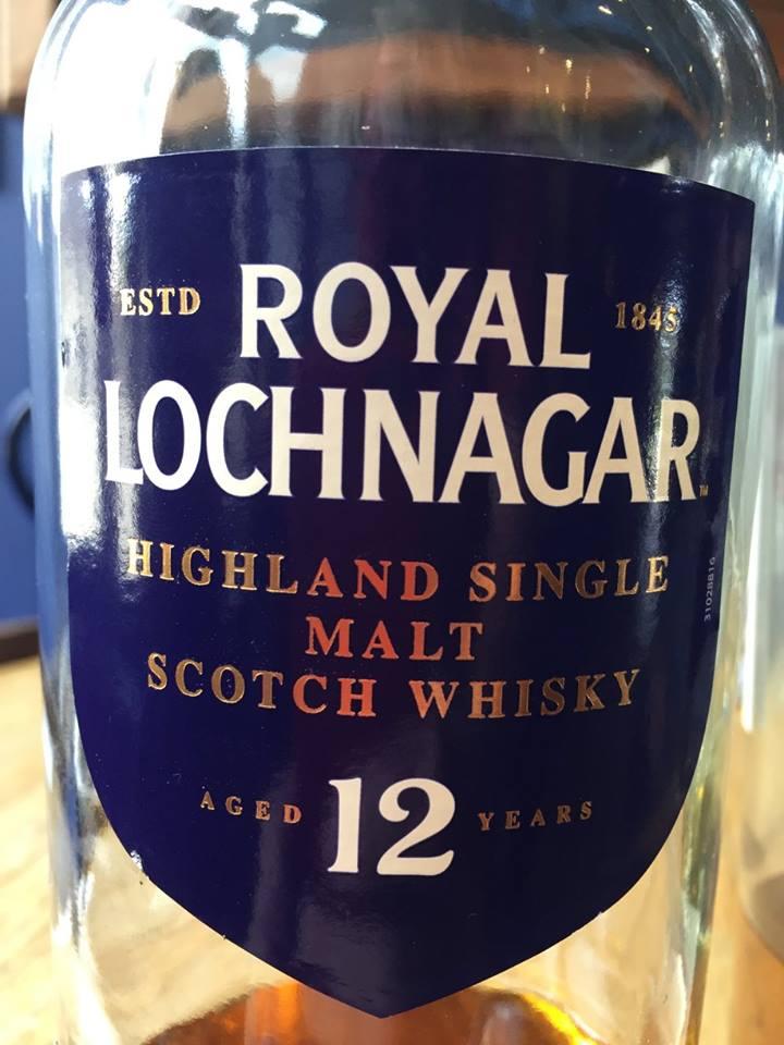 Royal Lochnagar – Aged 12 Years Old– Highland, Single Malt – Scotch Whisky