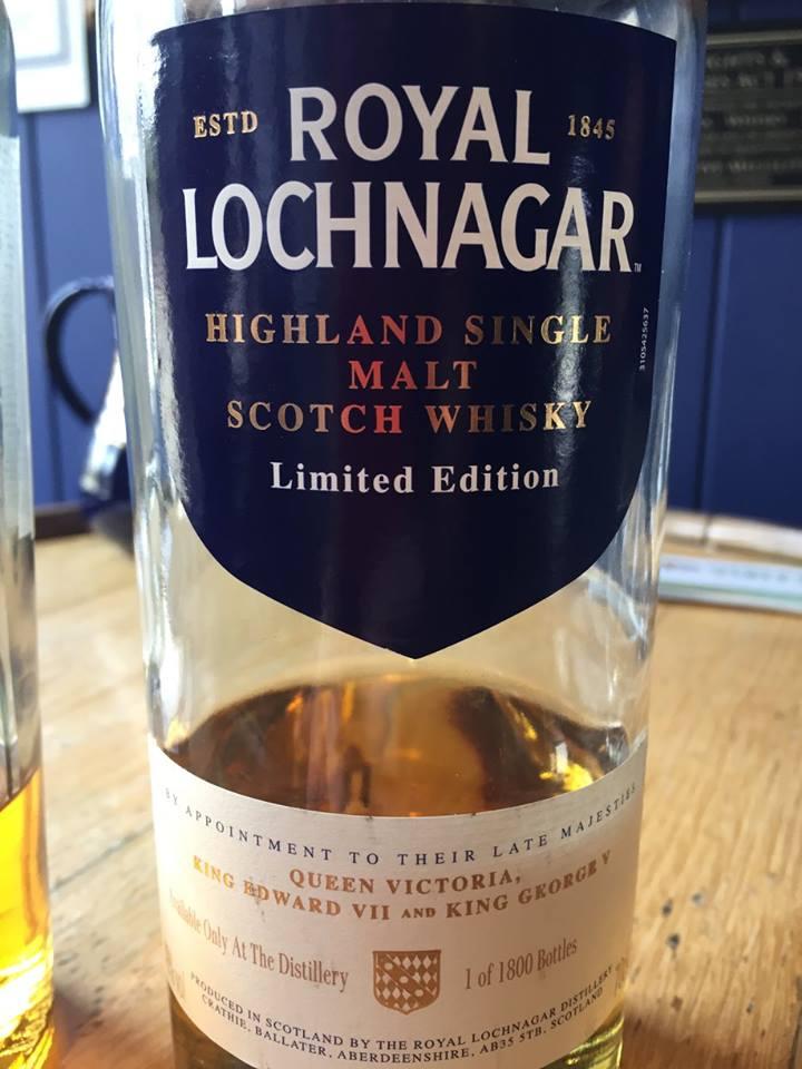 Royal Lochnagar – Limited Edition– Highland, Single Malt – Scotch Whisky