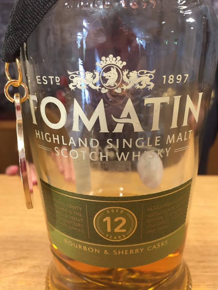Tomatin – Aged 12 Years – Bourbon & Sherry Cask – Highland, Single Malt – Scotch Whisky