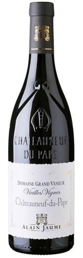 Alain Jaume – Domaine Grand Veneur – Vieilles Vignes 2015 – Châteauneuf-du-Pape