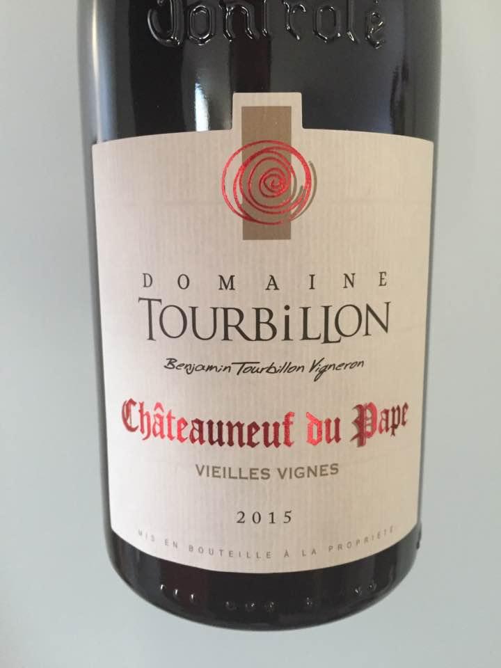 Domaine Tourbillon – Vieilles Vignes 2015 – Châteauneuf-du-Pape