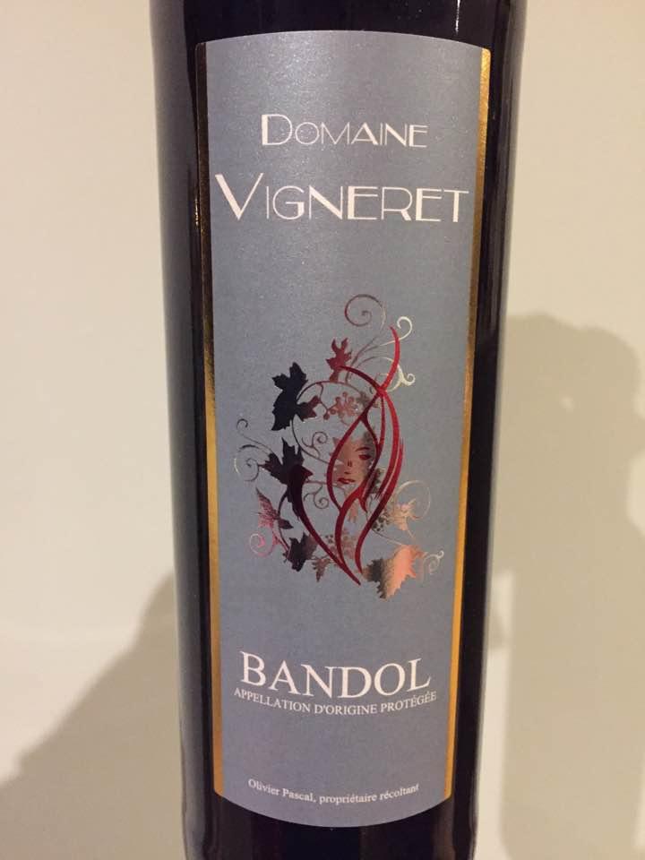 Domaine Vigneret 2014 – Bandol