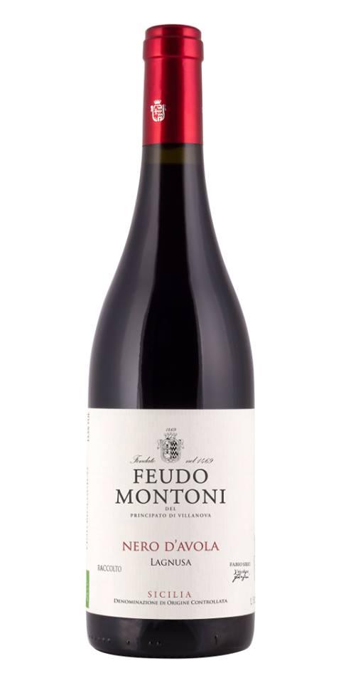 Feudo Montoni – Nero d'Avola Lagnusa 2015 – Sicilia