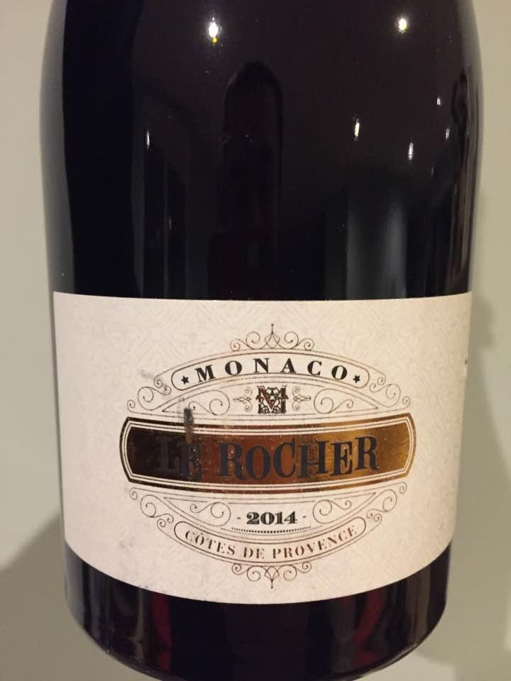 Monaco – Le Rocher 2014 – Côtes de Provence