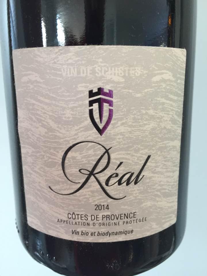 Réal 2014 – Côtes de Provence