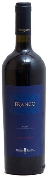 Tenuta Gatti – Franco 2009 – Cabernet Merlot – Sicilia IGT