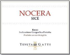 Tenuta Gatti – Sicè Nocera 2012 – LGP Terre Siciliane