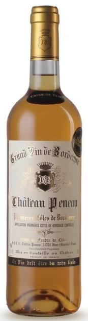 Château Peneau – Crème de Tête 2015 – Premières Côtes de Bordeaux
