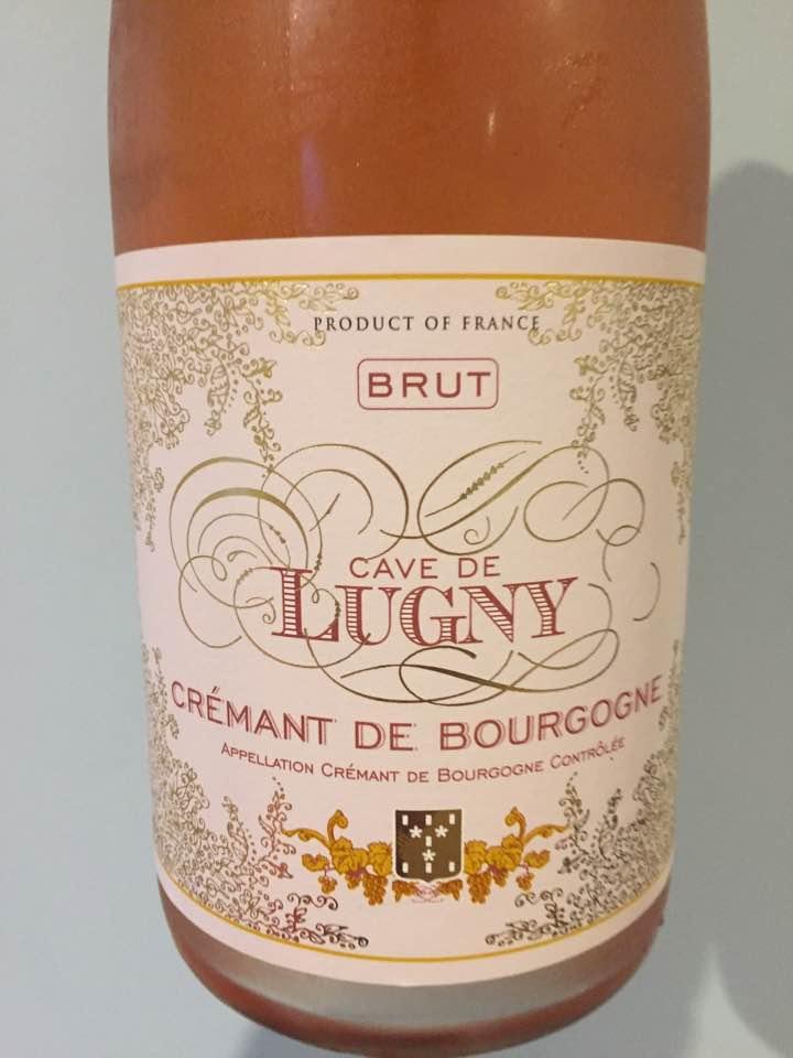 Cave de Lugny – Brut Rosé – Crémant de Bourgogne
