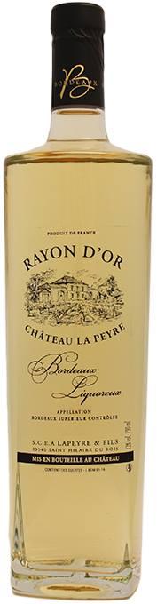 Château La Peyre – Cuvée Rayon d'Or 2016 – Bordeaux Supérieur
