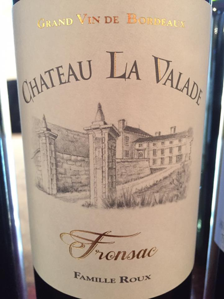 Château La Valade 2015 – Fronsac