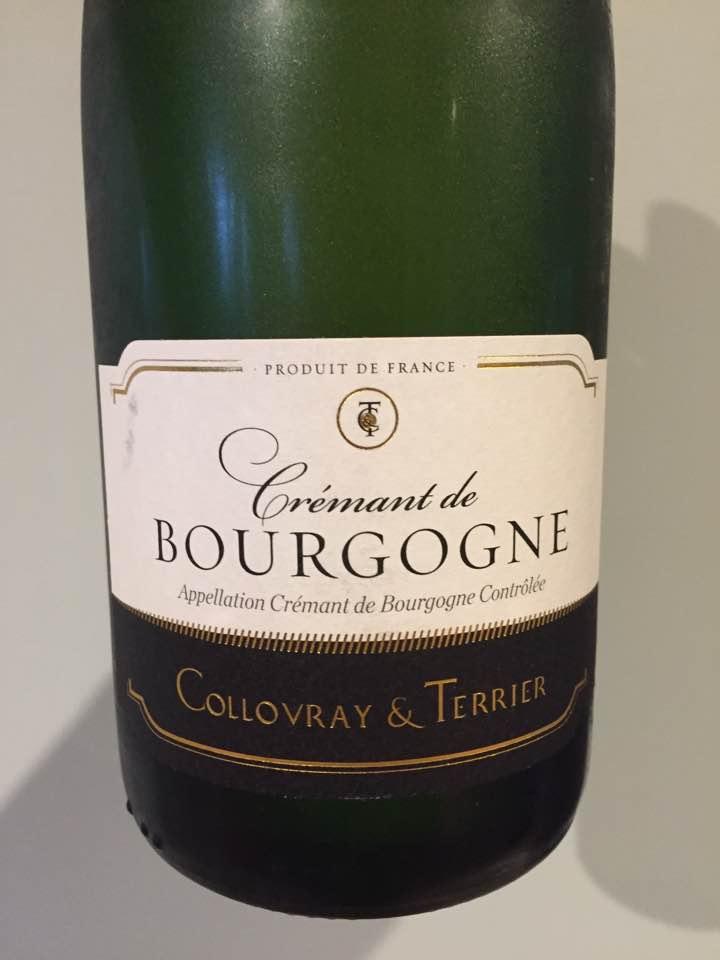 Collovray & Terrier – Brut – Crémant de Bourgogne