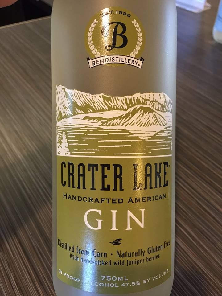 Crater Lake – Gin
