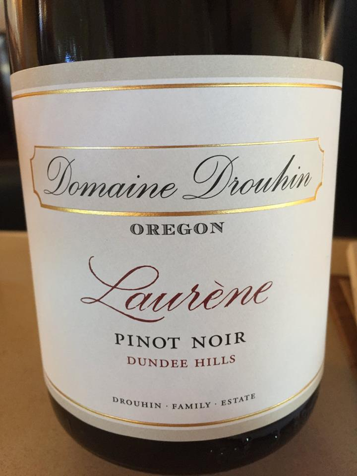 Domaine Drouhin – Laurene 2013 Pinot Noir – Dundee Hill, Oregon