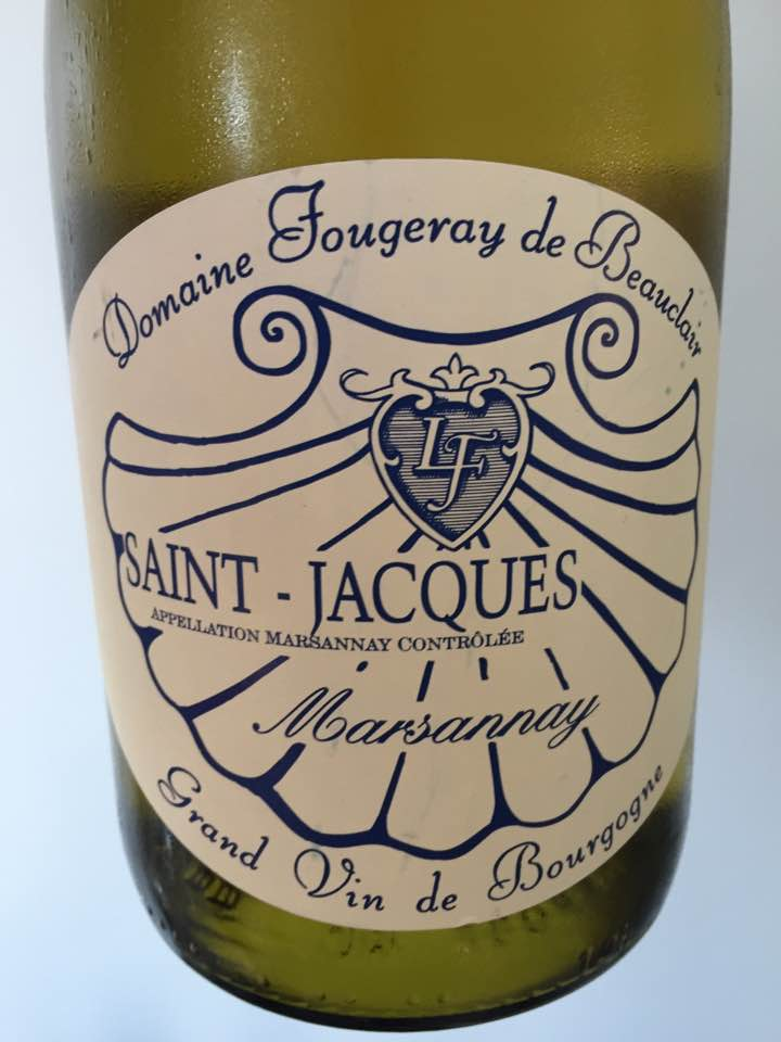 Domaine Fougeray de Beauclair – Saint-Jacques 2016 – Marsannay