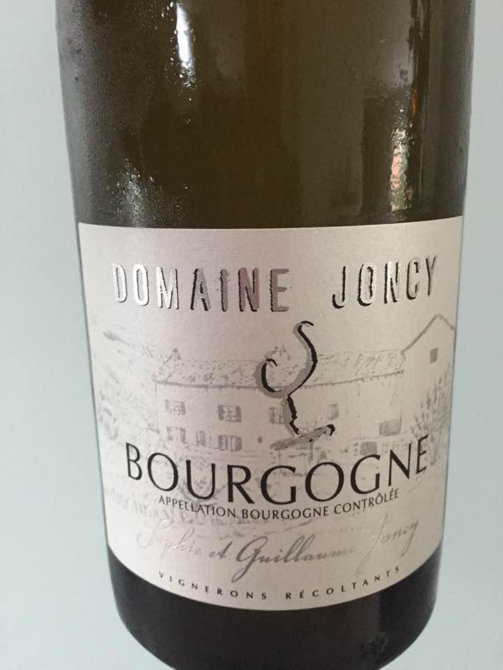 Domaine Joncy – Granit 2015 – Bourgogne