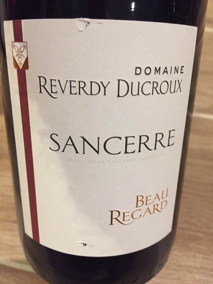 Domaine Reverdy Ducroux – Beau Regard 2015 – Sancerre
