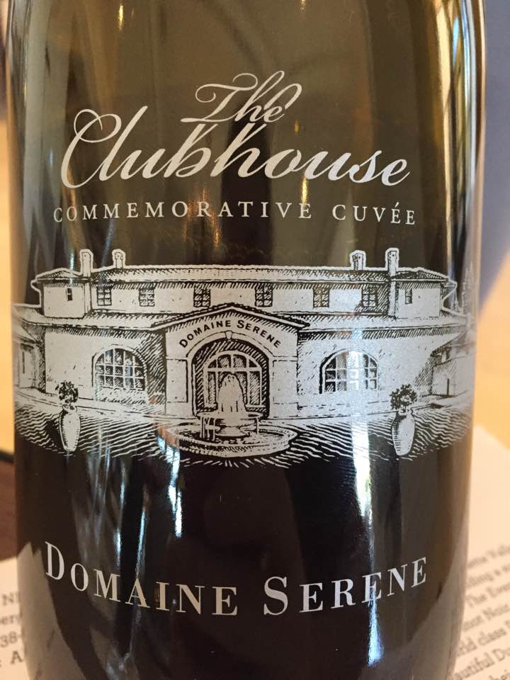 Domaine Serene – Clubhouse Commemorative Cuvée 2014 – Willamette Valley